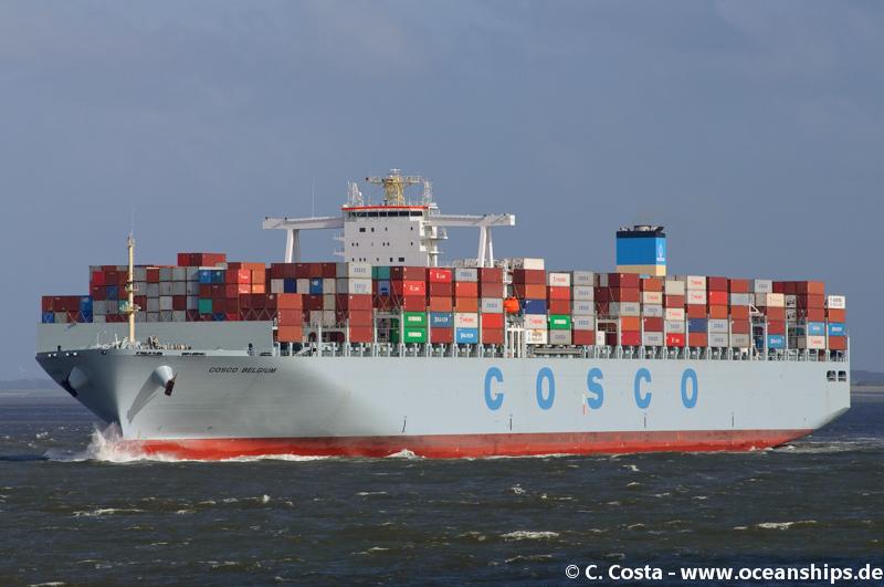 Cosco Belgium07-2