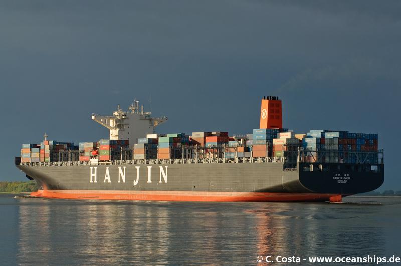 Hanjin Gold19-2
