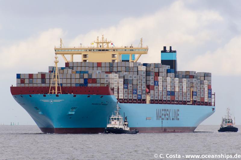 Majestic Maersk009