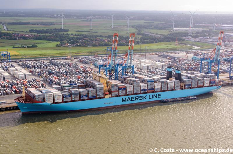 Majestic Maersk043