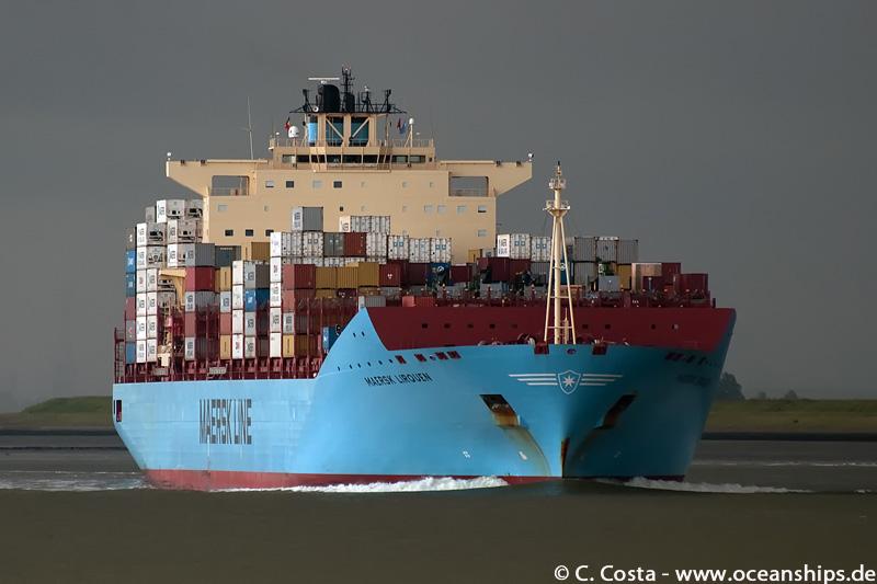 Maersk-Lirquen