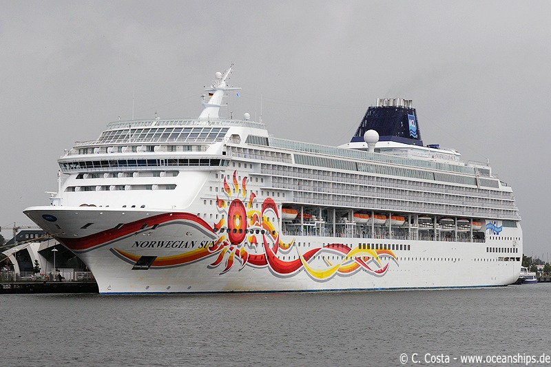 Norwegian Sun07
