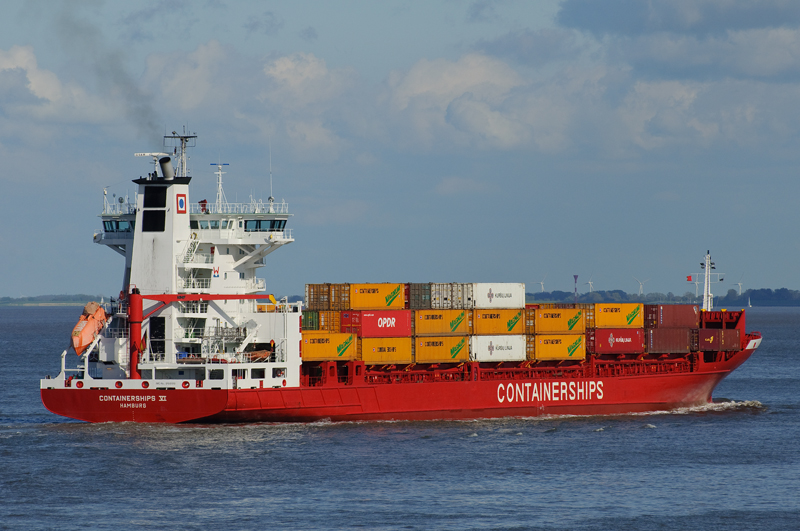 Containerships VI01